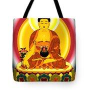 Medicine Buddha 10 Tote Bag