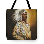 Medicine Chief Tote Bag
