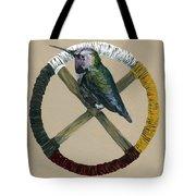 Medicine Wheel Tote Bag