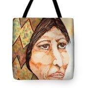 Medicine Woman Tote Bag