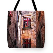 Medieval Architecture Tote Bag