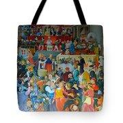 Medieval Banquet Tote Bag