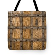 Medieval Castle Gate Tote Bag by Jose Elias - Sofia Pereira