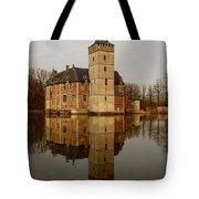Medieval Castle Tote Bag
