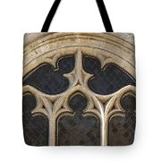 Medieval Church Window Ornaments Tote Bag