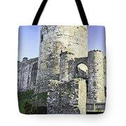 Medieval Conwy Tote Bag
