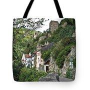 Medieval Durnstein Tote Bag