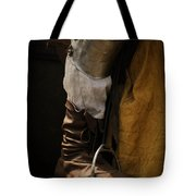 Medieval Faire Boot Detail 2 Tote Bag