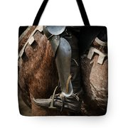 Medieval Faire Boot Detail 3 Tote Bag