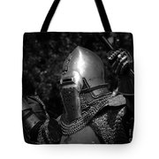 Medieval Faire Knight's Victory 2 Tote Bag
