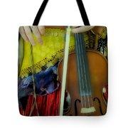 Medieval Gypsy Tote Bag