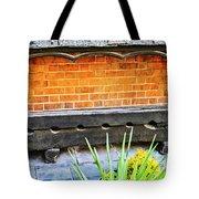 Medieval Stockade Tote Bag