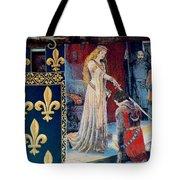 Medieval Tapestry Tote Bag