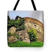 Medieval Tower Tote Bag