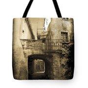 Medieval Croatia Tote Bag