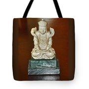 Chineses Meditation Tote Bag