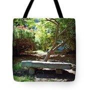 Meditation Reflections Tote Bag