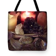 Meditation Time Tote Bag