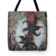 Meditations Of A Beautiful Mind Tote Bag