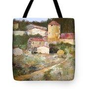 Mediterranean Farm Tote Bag