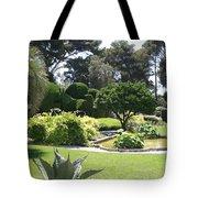 Mediterranean Garden - Cote D Azur Tote Bag
