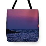 Mediterranean Sunset  Tote Bag