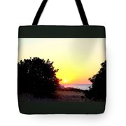 What You Sea From The Mediterranean View  Tote Bag