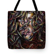 Medusa No. Three Tote Bag