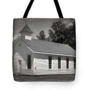 Meeting House Tote Bag