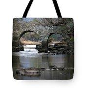 Meeting Of The Waters Tote Bag