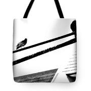 Meeting On Line  Tote Bag