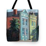 Meeting Street Charleston South Carolina Tote Bag