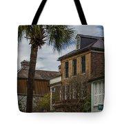 Meeting Street Homes Tote Bag