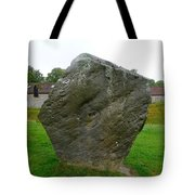 Megalith At Avebury Tote Bag