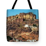 Mehrangarh Fort Tote Bag