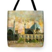 Meidan Emam Esfahan Tote Bag