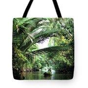 Mekong Delta Backwater 01 Tote Bag