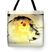Feeling Like The Most Melancholic Dog In The World  Tote Bag