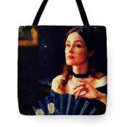 Melancholy Beauty Tote Bag