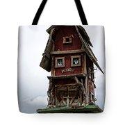 Melba Idaho's Birdhouse Tote Bag