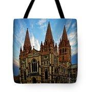 Melbourne Church Tote Bag