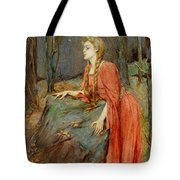 Melisande Tote Bag by Henry Meynell Rheam