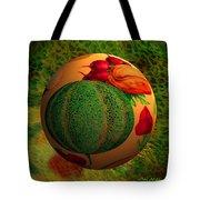 Melon Ball  Tote Bag by Robin Moline