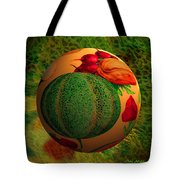 Melon Ball  Tote Bag