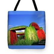 Melonhenge Tote Bag