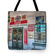Mel's Filling Station Tote Bag
