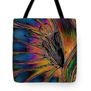 Melted Crayons Tote Bag