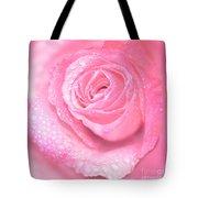 Melting In Pink Tote Bag