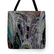 Melting Pot Tote Bag