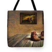 Mementos Exhibition Tote Bag